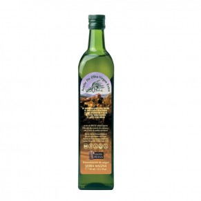 Olive Oil Verde Salud, Extra Virgin and Organic, 750ml