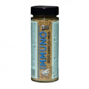 Immuno Botanico Mix, a natural antibiotic made of herbs