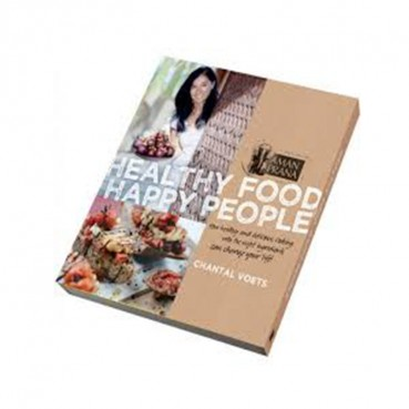 CookBook Healty Food Happy people, Amanprana