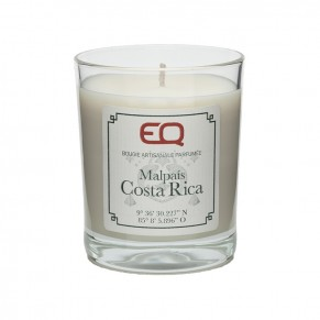 Natural Scented Candle Malpais, Costa Rica