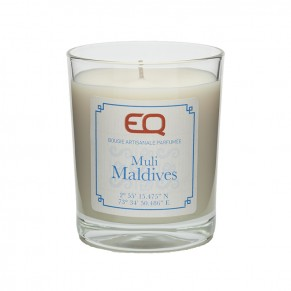 Natural Scented candle - Muli Maldives