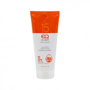Sunscreen Mineral, Ecocert, SPF15, 50ml, EQ Love