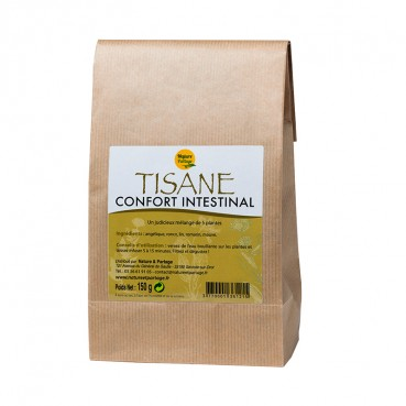 Tisane confort intestinal 150 gr.