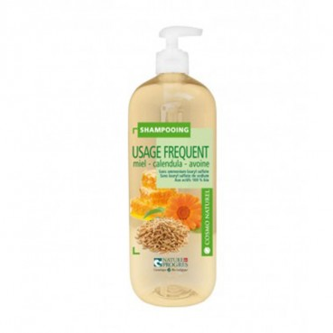 Shampooing usages fréquents, 500 ml, Cosmo Naturel