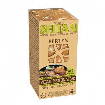 Shoyu Steak with Vitamin D, Manitoba wheat, 300 gr, organic
