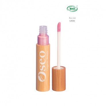 Oseo, Lipgloss Rose éclat