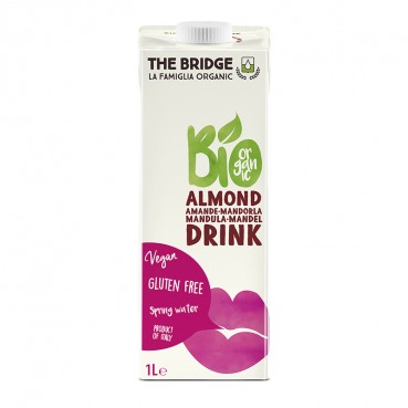 Boisson d'Amandes 1 l., Bio, The Bridge