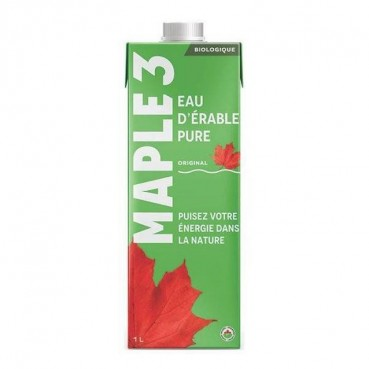 Eau d'érable pure, Bio, 330ml, Maple3