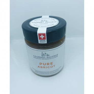 Confiture Pure Abricot, Gourmet Sauvage