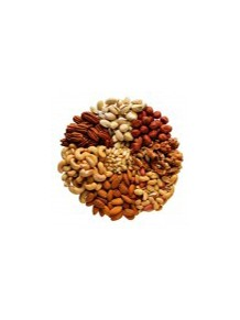 Seeds, nuts, dried fruit